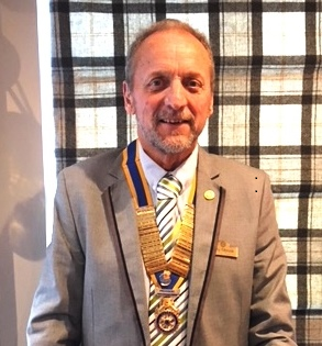 President Terry Tilbrook